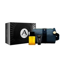 Azzaro POUR HOMME Coffret Perfume + Shampoo