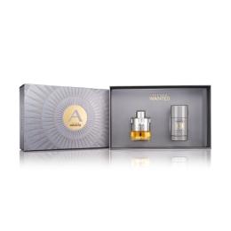 Azzaro WANTED Coffret Perfume + Deo Stick