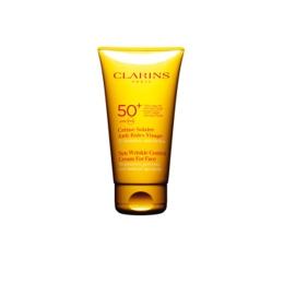 Clarins CRÈME SOLAIRE ANTI-RIDES TRÈS HAUTE PROTECTION SPF50+ 75ml