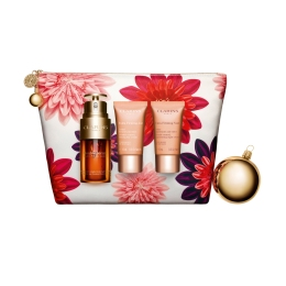 Clarins DOUBLE SERUM & EXTRA-FIRMING Coffret