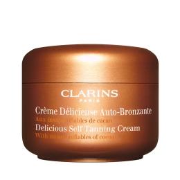 Clarins Créme Délicieuse Auto-Bronzante 125 ml