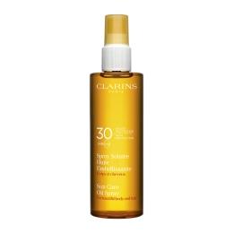 Clarins UVB 30 UVA - Spray Solaire Huile Embélissante