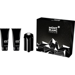 Mont Blanc EMBLEM EDT 100ML + AS 100ML + SG 100ML