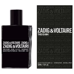 Zadig & Voltaire THIS IS HIM!  Eau de Toilette