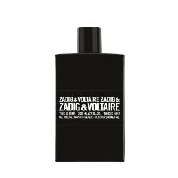 Zadig & Voltaire THIS IS HIM!  Gel de Duche 200ml