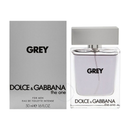 Dolce&Gabbana THE ONE FOR MEN GREY Eau De Toilette Intense 50ml