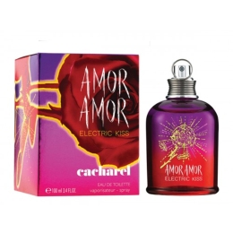 Cacharel AMOR AMOR ELECTRIC KISS Eau Toilette