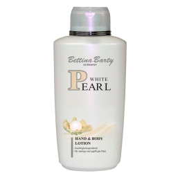 Bettina Barty WHITE PEARL BODY LOTION 500ML