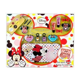 Minnie Mouse Dot's about Minnie! Beauty Tin Collection