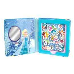 Frozen Cool as Ice! Makeup Tab