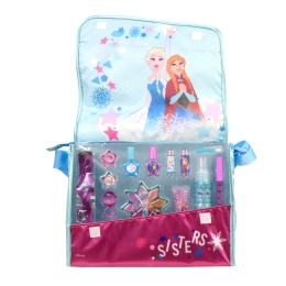 FROZEN MAKEUP ADVENTURE MESSENGER BAG