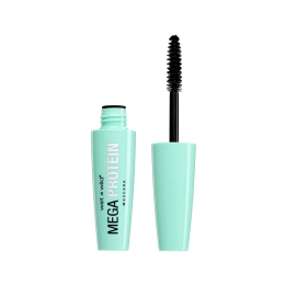 Wet'N'Wild MEGA PROTEIN MASCARA Very Black
