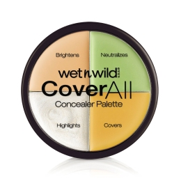 Wet'N'Wild COVERALL CONCEALER PALETTE