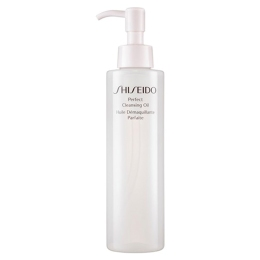 Shiseido SGS PERFECT CLEANSING OIL  180ml