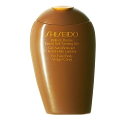 Shiseido GSC BRILLIANT BRONZE QUICK SELF-TANNING GEL 50ML