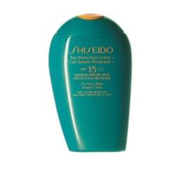 Shiseido GSC SUN PROTECTION LOTION SPF 15 N 150 ml
