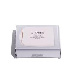 Shiseido GLOBAL SKINCARE Refreshing Cleansing Sheets 30uni
