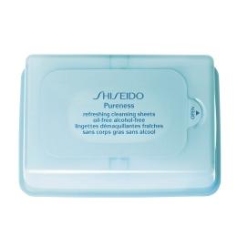Shiseido SPN REFRESHING CLEANSING SHEETS 30 unid.