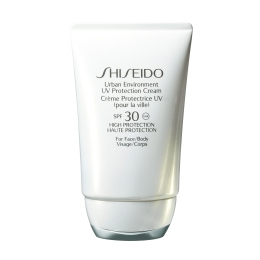 Shiseido URBAN ENVIREMENT UV PROTECTION CREAM SPF 30 50 ml