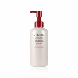 Shiseido DEFEND SKINCARE EXTRA RICH CLEANSING MILK 125ml