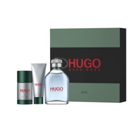 HUGO Boss MAN EDT 125+DEO STICK 75+SG 50
