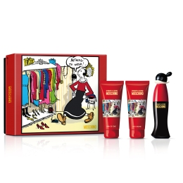 Moschino CHEAP AND CHIC EDT 50+SG 100+BL 100