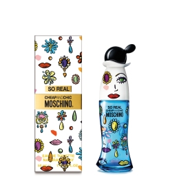 Moschino SO REAL CHEAP AND CHIC Eau de Toilette