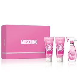 Moschino FRESH PINK EDT 50+SG 100+BL 100