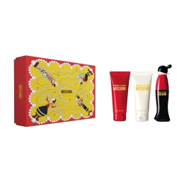 Coffret MOSCHINO CHEAP AND CHIC SG + BL