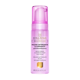 Collistar FW - BRIGHTENING CLEANSING FOAM 200ml