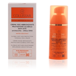 Collistar GLOBAL ANTI AGE Creme Autobronzeador