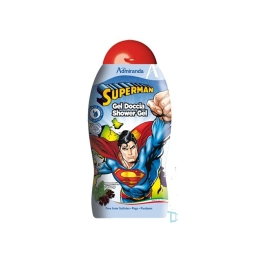 Disney SUPERMAN GEL DE BANHO 300ML
