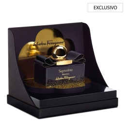 Salvatore Ferragamo SIGNORINA MISTERIOSA Eau de Parfum 50ml - Edição Exclusiva