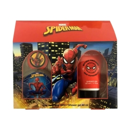 SPIDER-MAN EDT 50ML+SG 50ML