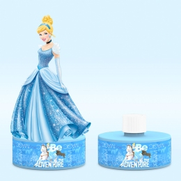 CINDERELLA SHOWER GEL 3D 300ML