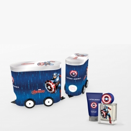 CAPTAIN AMERICA Coffret