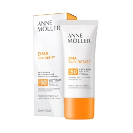 Anne Möller DNA SUN RESIST Creme Protetor Facial SPF 50+ 50ml