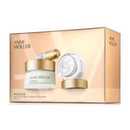Coffret ANNE MOLLER ROSÂGE Skin Supplement Cosmetic Program