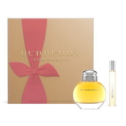 Burberry WOMAN EDP 50ML + EDP 7.5ML