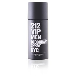 Carolina Herrera  212 VIP MEN DEO SPRAY 150ML