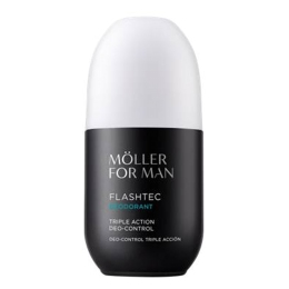Möller For Man DESODORIZANTE TRIPLA AÇÃO Roll-On 75ml