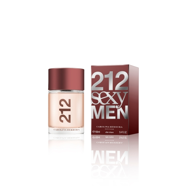 Carolina Herrera 212 SEXY MEN AS 100ML 43