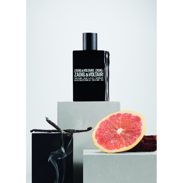 Zadig & Voltaire THIS IS HIM!  Eau de Toilette 181