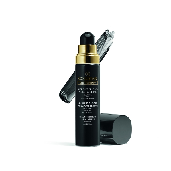 Collistar SUBLIME BLACK PRECIOUS SERUM 30ml 136